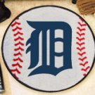 DETROIT TIGERS BASEBALL BASEBALL RUG GAME MAT FREE SHIP
