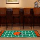 CLEVELAND BROWNS FOOTBALL FIELD RUG GAME MAT FREE SHIP
