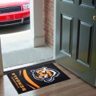CINCINNATI BENGALS UNIFORM RUG JERSEY MAT NEW FREE SHIP
