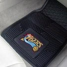 PHILADELPHIA 76ERS NBA CAR MATS GAME RUG SET FREE SHIP