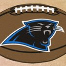 CAROLINA PANTHERS FOOTBALL TEAM RUG GAME MAT FREE SHIP