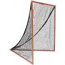 LACROSSE PLAYER BALL LAX 6 x 6 STEEL GOAL NET FREE SHIP