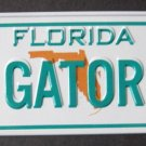 1982 POST CEREAL BICYCLE STATE LICENSE PLATE FLORIDA