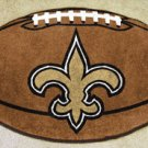NEW ORLEANS SAINTS FOOTBALL TEAM RUG GAME MAT FREE SHIP