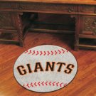 SAN FRANCISCO GIANTS MLB TEAM MLB AREA RUG GAME MAT NEW