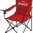COCA COLA COKE BOTTLE LOGO FOLDING CAMPING CHAIR SEAT