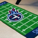 TENNESSEE TITANS NFL TEAM FIELD RUG GAME MAT FREE SHIP