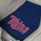 MINNESOTA TWINS MLB TRUCK CAR MATS GAME RUG FREE SHIP