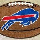BUFFALO BILLS NFL FOOTBALL TEAM RUG GAME MAT FREE SHIPP