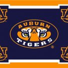 AUBURN UNIVERSITY TIGERS TEAM 4' x 6' AREA RUG GAME MAT