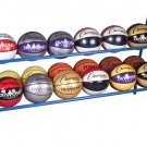 BASKETBALL GAME 18 BALL CART TEAM GYM RACK FREE SHIPPIN
