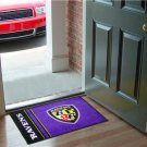 BALTIMORE RAVENS TEAM UNIFORM RUG JERSEY MAT FREE SHIP