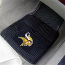 MINNESOTA VIKINGS NFL TRUCK CAR MATS GAME RUG FREE SHIP