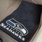 SEATTLE SEAHAWKS AUTO TRUCK CAR MATS GAME RUG FREE SHIP