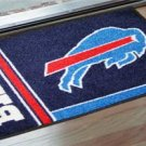 BUFFALO BILLS NFL TEAM UNIFORM RUG JERSEY MAT FREE SHIP