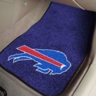 BUFFALO BILLS TRUCK AUTO CAR MATS GAME RUG FREE SHIPPIN