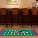 BALTIMORE RAVENS FOOTBALL FIELD RUG GAME MAT FREE SHIP