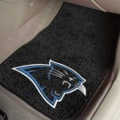 CAROLINA PANTHERS TRUCK CAR MATS GAME RUG FREE SHIPPING