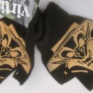 ICP Insane Clown Posse Rap Concert Gloves Ring Master
