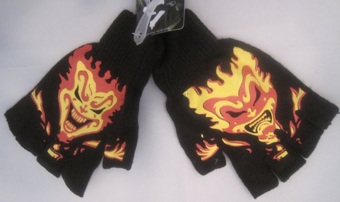 ICP Insane Clown Posse Rap Concert Gloves Jeckel Bros