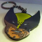 Marvel Comic Book Superhero Key Chain X-Men Wolverine