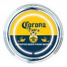Corona Extra Beer Cerveza Bottle Bar Sign Neon Clock