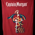 Captain Morgan Spiced Rum Pirate Fleece Throw Blanket