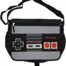 Nintendo NES DS Wii Game Messenger Back Pack Book Bag