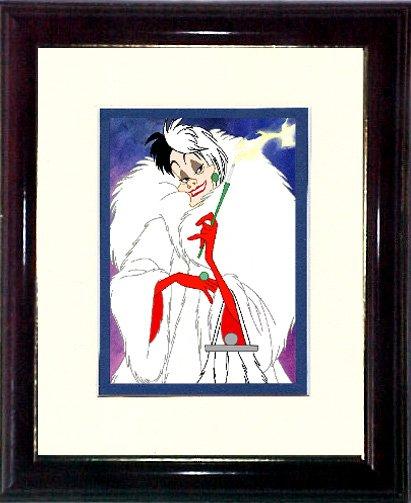 Cruella De Vil #3 A79