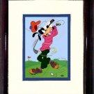 Goofy Golfing #A136