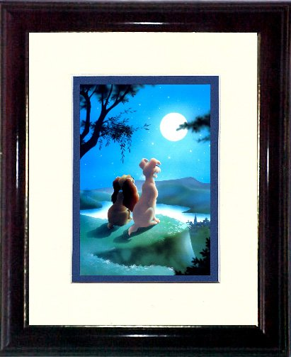 Lady and The Tramp's Moon Light #A182