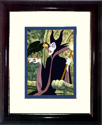Sleeping Beauty's Evil Fairy #3 A261