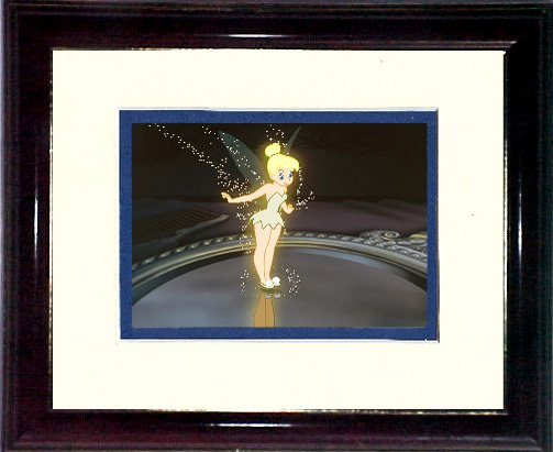 Tinkerbell's Reflection #A339