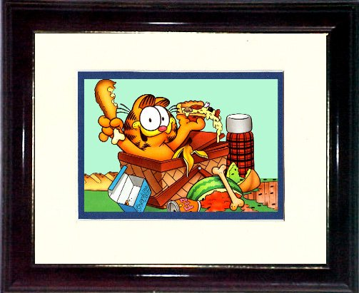 Garfield and Odie #2 A368