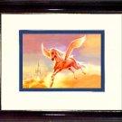 Golden Pegasus #A387