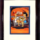 FLINTSTONE'S BETTY AND WILMA #1 A390
