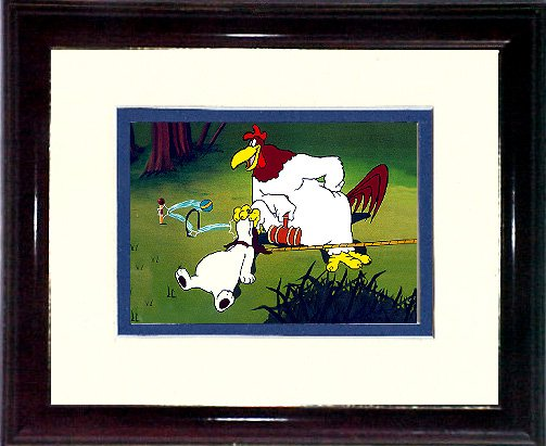 Foghorn Leghorn and Barnyard Dog #A416