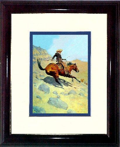 The Cowboy #A452