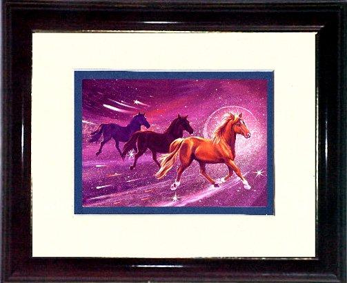 Horse Gallaxy #A457