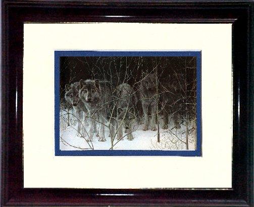 Bateman's Wolves #A465
