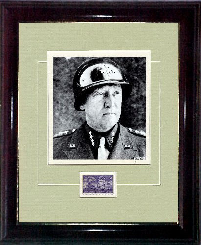 GEN. GEORGE PATTON #A514