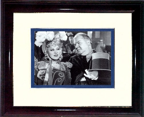 Mae West and W. C. Fields #A546