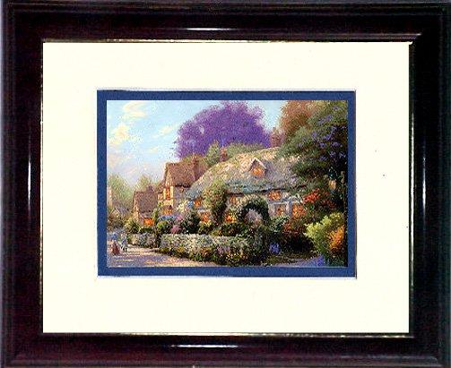 Cobblestone Village #A582