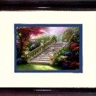 The Garden Steps #A584