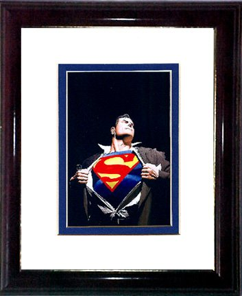 Superman changes A693