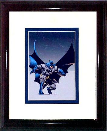 Batman on Attack #A710
