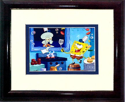 Sponge Bob The Cook #A717