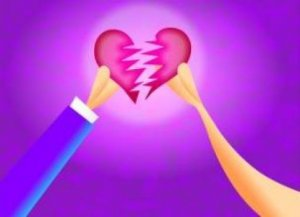 haunted break up a couple spell to relationship end