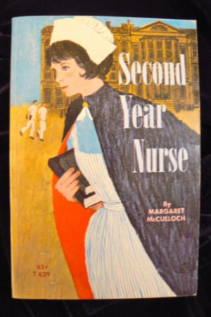 VTG PB Second Year Nurse M McCulloch Scholastic T629