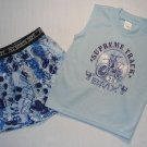 CHILDREN'S PLACE Boy's Size 2/3 BMX Pajama Shorts Set